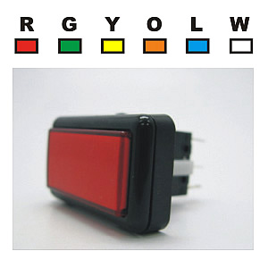 PU-8033 - Pushbutton switches